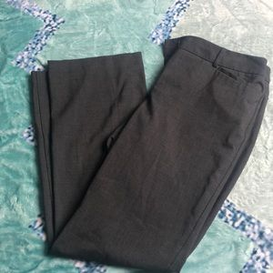 Dark Gray Dress Pants